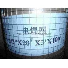 Rede de arame soldada para gaiola / filtro