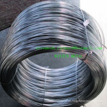 Precio de fábrica galvanizado en caliente del alambre del hierro del DIP de la fábrica de China