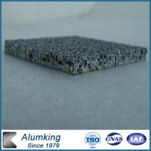 Mousse à l'aluminium pour la construction