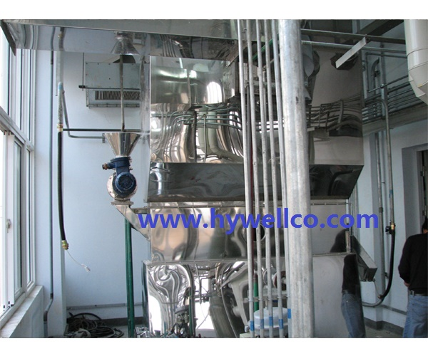 XF Series Horizontal Fluid Bed Drying Machine
