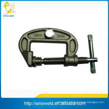 holland type earth clamp