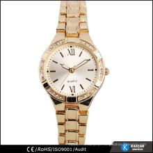 Relógio de quartzo de movimento japonês sr626sw
