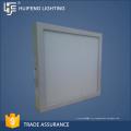 Tamanho padrão de vendas quente Fábrica feita barato quadrado levou luz de painel