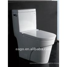 EAGO Ceramic WC monobloc avec UPC et CUPC