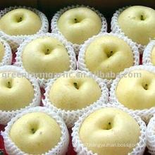 fresh golden pear