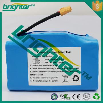 Heißer Verkauf 18650 Batterie lithuim Batterie für Selbstausgleich Roller