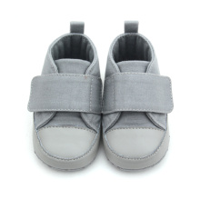 Grossistmarknaden Soft Rubber Sole Cotton Shoes Babyskor