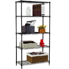 Japanese Quality DIY Adjustable Metal Home Wire Rack with Powder Coating (CJ9035160B4E)