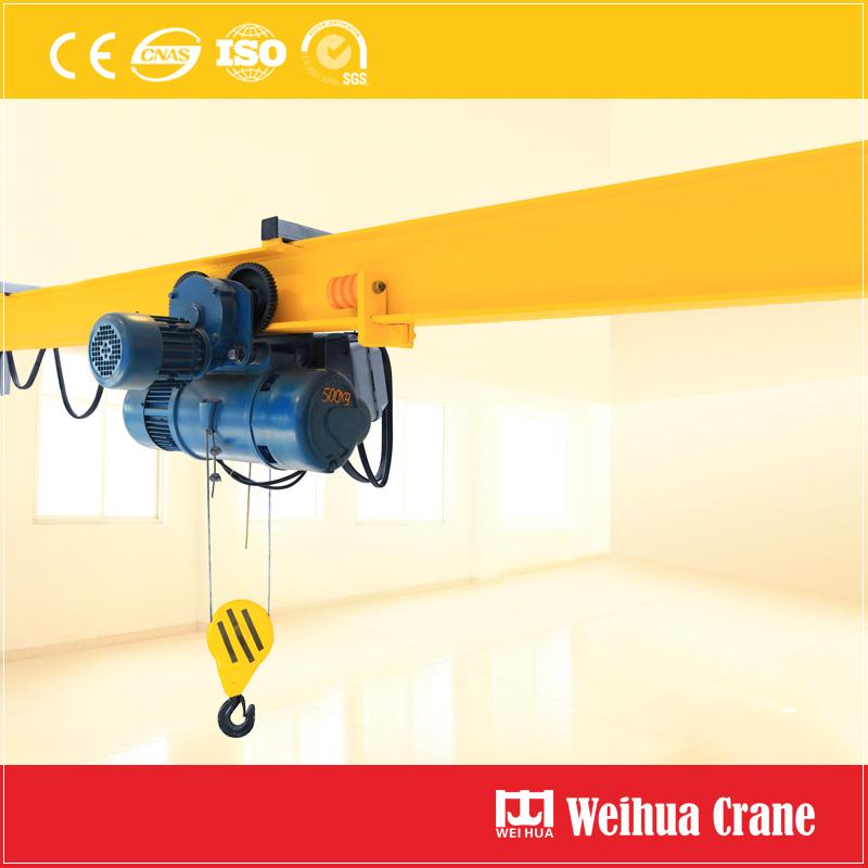 Suspension Crane With Electric Hoist