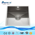 Antique SUS304 taille de lavage en acier inoxydable évier installation de montage encastré 3mm