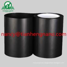 Color negro de película rígida PS para embalaje de productos electrónicos