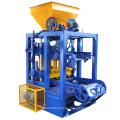 Máquina de fabricación de bloques semiautomática para áfrica