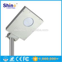5w puce Bridgelux lampe frontale solaire intégrée tout en un