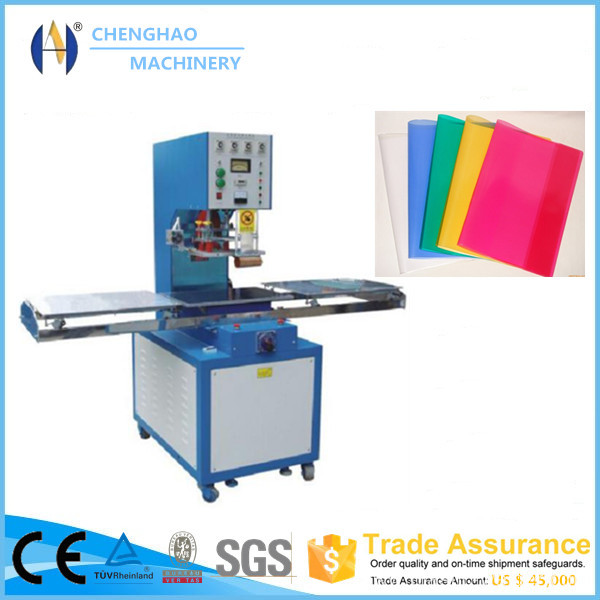 Single Head PVC Book Cover Welding Machine