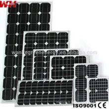 Mini panneaux solaires 18v flexibles à énergie verte