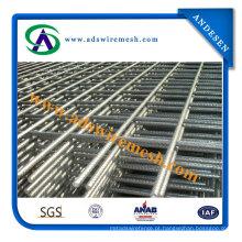 Painéis de rede de arame soldados galvanizados direto direto da fábrica 2016 da venda
