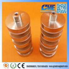 Strong NdFeB D25X7mm Permanent Pot Magnet
