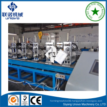 metal shutter fire damper blade rollform production line