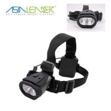 Nouveau projecteur Super Bright 2pcs 1W LED Headlamp