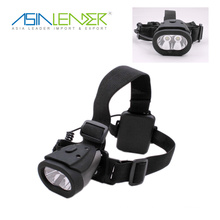 New Design Super Bright 2pcs 1W LED Headlamp