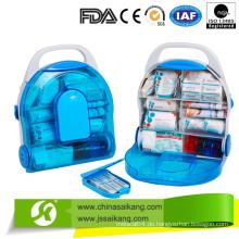 China Lieferant Portable Ambulance Aid Kit