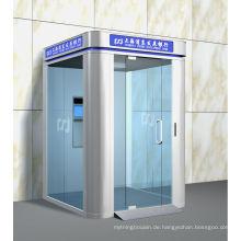 ATH-1 geschlossene ATM-Kabine