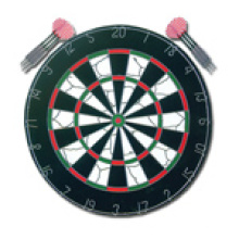 Papel Dartboard (FD-003)