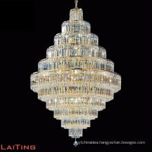 Vintage pendant light modern silver chandelier for sale