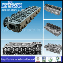 Головка блока цилиндров двигателя для J08c, J08e, J05c, J05e Двигатель
