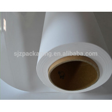 175Micron PET Material Weiß Mylar Isolierfolie