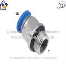 Qualität Ningbo Hersteller männlich gerade PC8-02 oder PC8-G02 connectores neumaticos