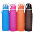 Nueva botella de agua plegable | Bpa Free Portable