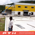 Pth Large Span Well Design Steel Structure Workshop