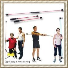 2013 CE approuvé Vibra Bar, Fitness Bar, 2-1 Folding Bar (CL-FA-FB80)