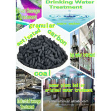 palm shell activated carbon for water