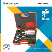 Rongpeng R8811 / R200-K Kit pistolet pulvérisateur Lvlp