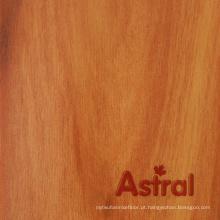 Revestimento de madeira projetado revestimento laminado (H20056)