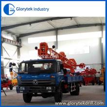 Plate-forme de forage humide bien monté par camion de haute qualité