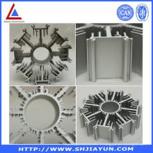 Radiateur d'extrusion en aluminium de prix bas d'usine
