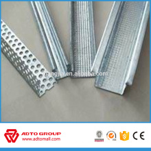 Drywall partition system corner bead