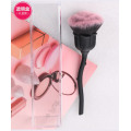 flower makeup brush  rose quartz brush makeup