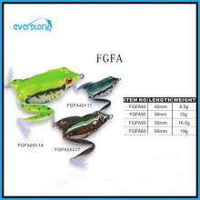 Unterschiedliche Länge Attraktiver Froschköder Angelköder