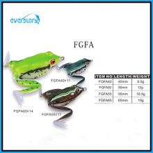 Different Length Attractive Frog Lure Fishing Lure