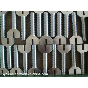 Pernos de forja de acero con níquel plateado
