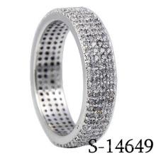 Anillo de plata de la manera de la joyería 925 (S-14649. JPG)