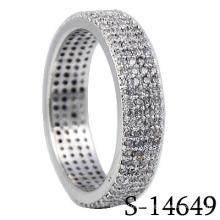 925 серебряных ювелирных изделий Мода кольцо (S-14649. JPG)
