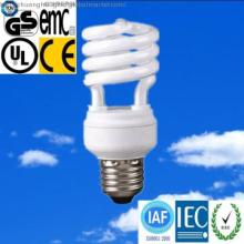 T3 half spiraal energiebesparing lamp