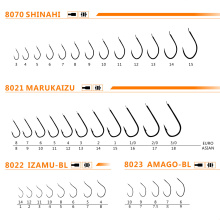 Free Shipping High Quality Marukaizu Fishing Hook