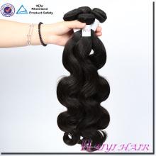 Человеческих волос weave связки без химической обработки 8А 9А 10А