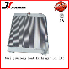 Custom Made Aluminum Air Cooled Pile-Driver Using Oil Cooler China Manufacture Good Quality
